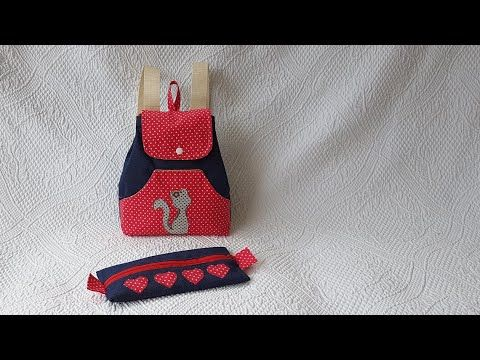 tuto couture madalena sac a dos
