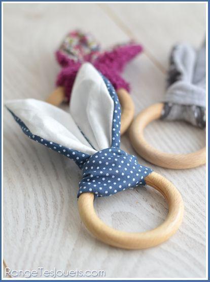 tuto couture oreilles de lapin