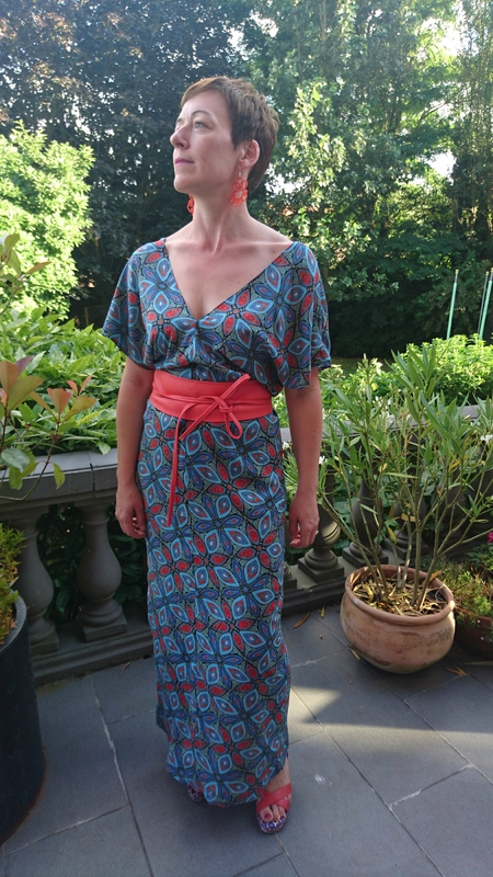 tuto couture robe 4 rectangles