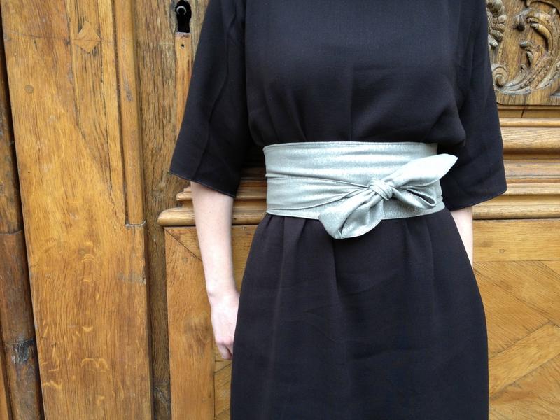 tuto couture robe kimono