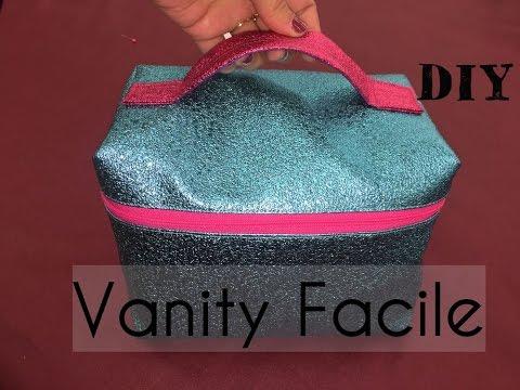 tuto couture vanity