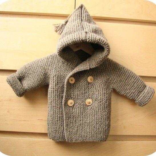 tuto tricot 9 mois