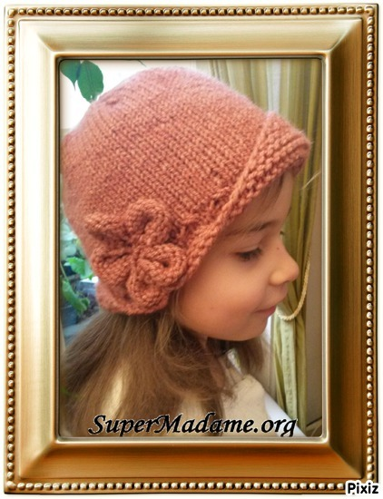 tuto tricot bonnet fille 5 ans
