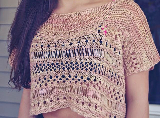 tuto tricot ete
