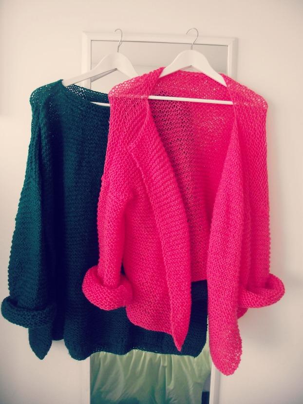 tuto tricot gilet aiguille 5