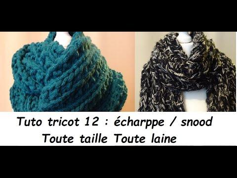 tuto tricot laine
