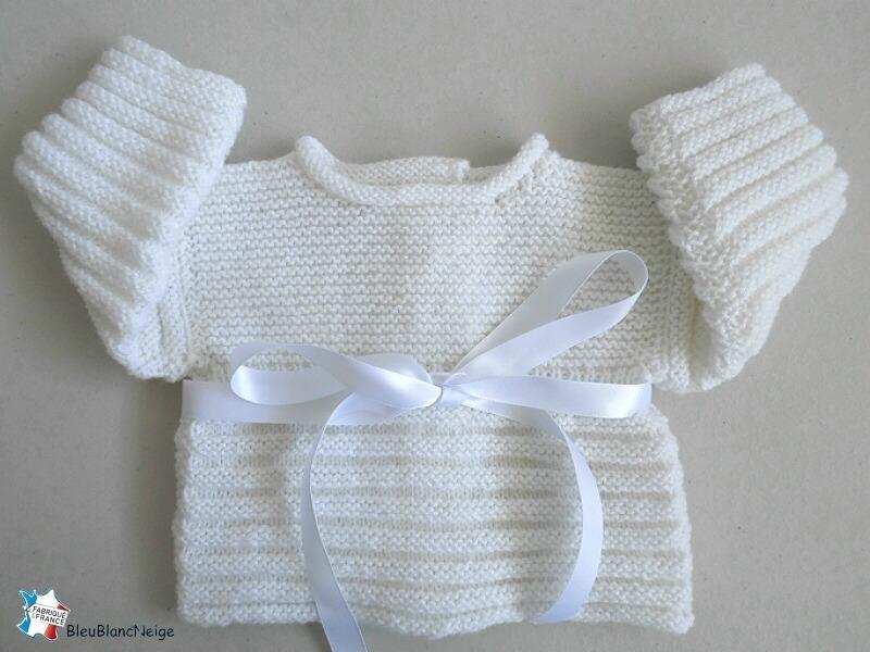 tuto tricot main