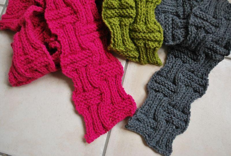 tuto tricot motif