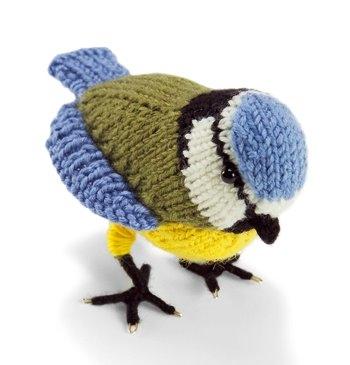 tuto tricot oiseau
