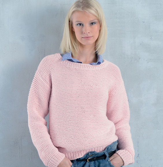 tuto tricot pull femme aiguille 5