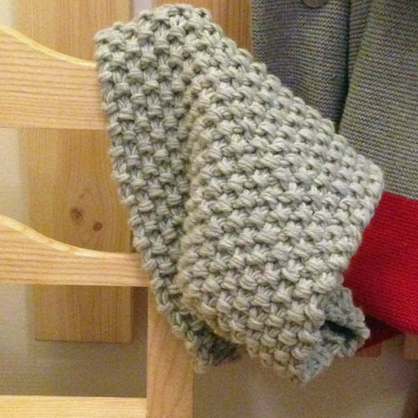 tuto tricot snood 2 ans