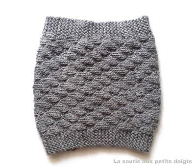 tuto tricot souris