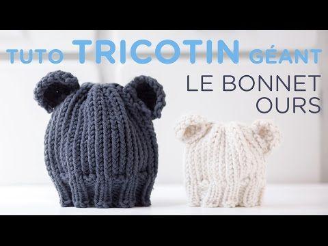 tuto tricot tricotin
