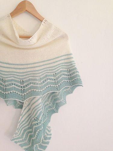 tuto tricot wrap
