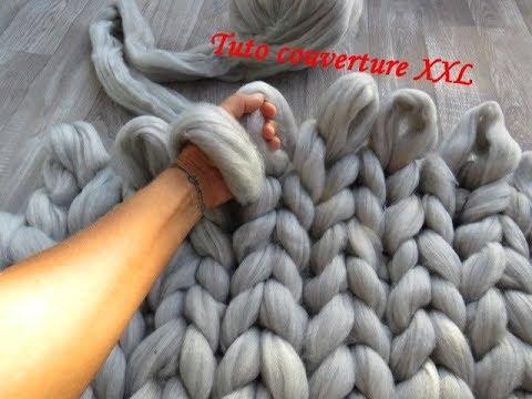 tuto tricot xxl